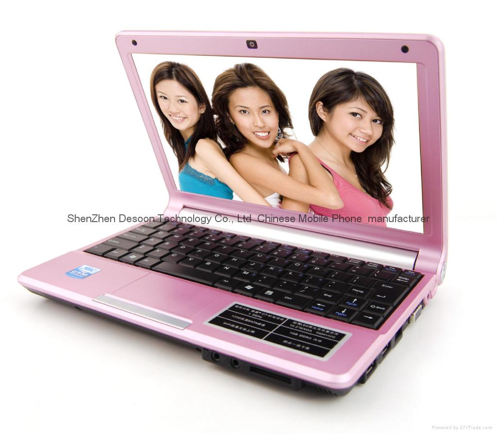Pink 12 Inch Laptop