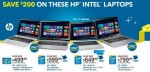 HP Best Deals On Laptops