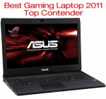 Asus Best Laptops 2011