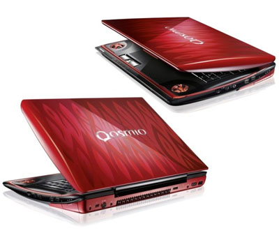 Hot Red Cheap Laptop Computers
