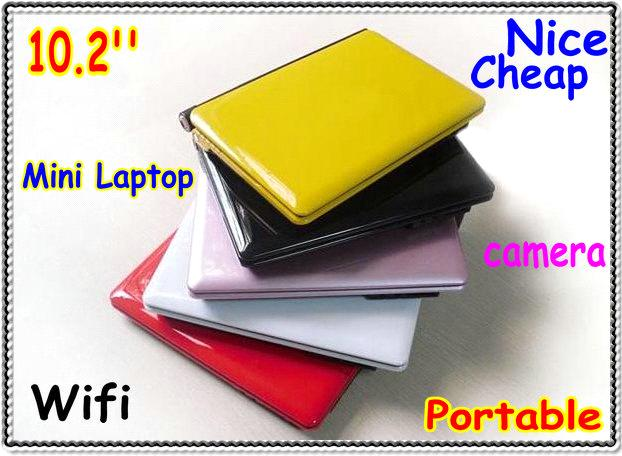 Colorful Cheap Mini Laptops
