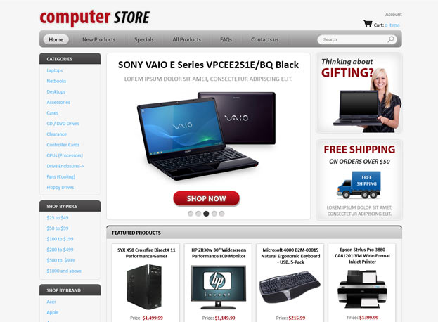 Ravishing Computer Shop Online