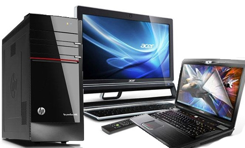 Complete Computers And Laptops