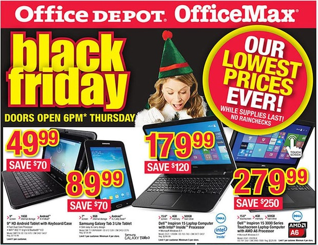 Black Friday Deals On Laptops And Tablets