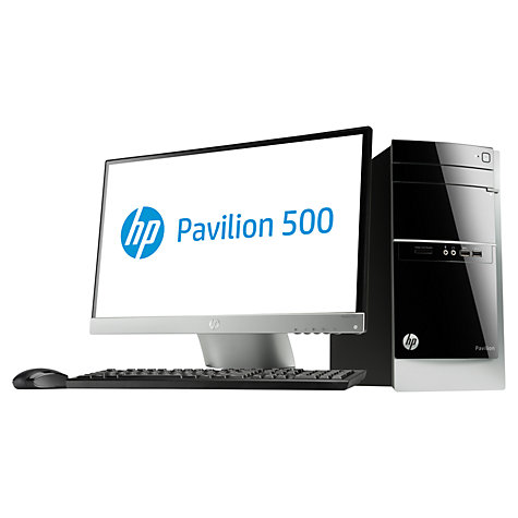 Pavilion 500 Desktop Cheap