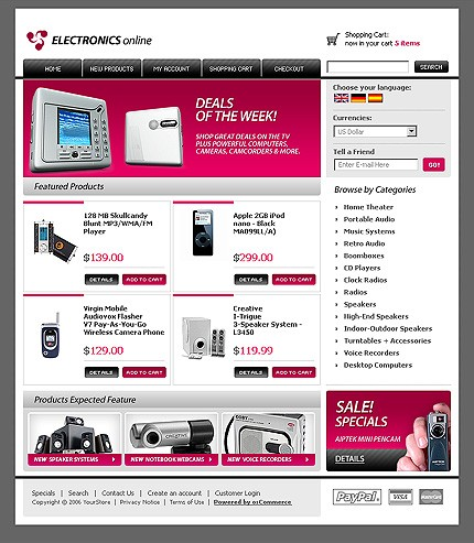 Good Electronics Online Stores