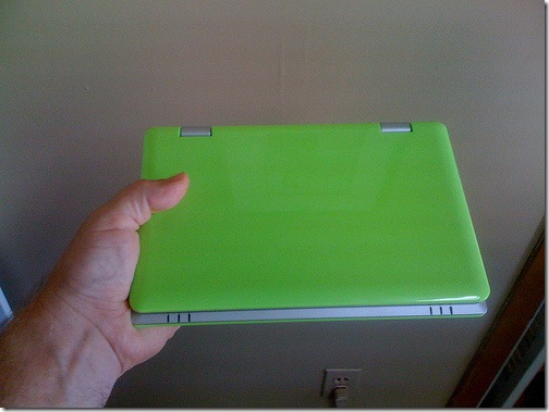 Green Laptops Under 100
