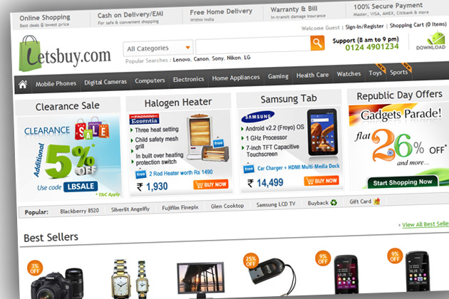 Splendid Online Electronic Shop