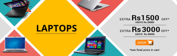 Top Online Laptop Shopping India