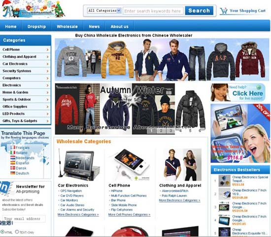 Radiant Online Shopping For Electronics