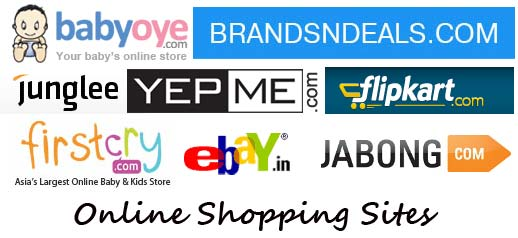 Famous Online Shopping Sites In India