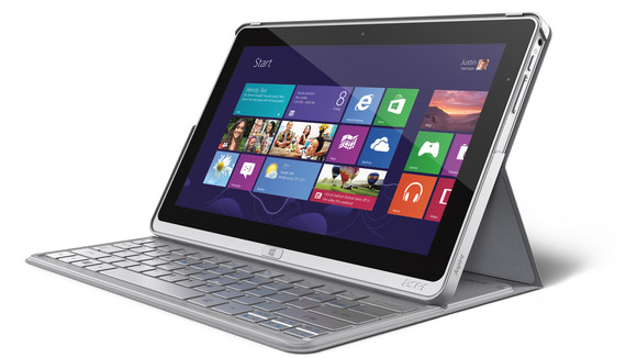 Classy Tablet Laptop In One